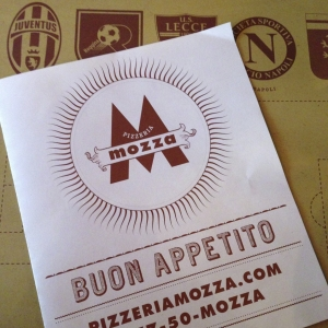 Great food always at Pizzeria Mozza
