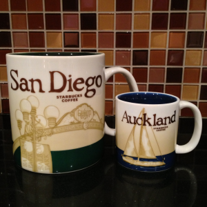 My (not-so) Secret Addiction - Starbucks Mugs!