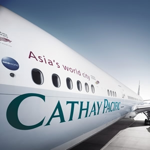 Trip Report - Toronto to Singapore on Cathay Pacific