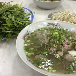 Pho in Ho Chi Minh City - The best you can get!