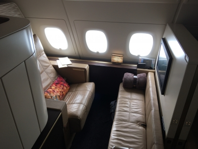 Travelling Home in Etihad Apartments