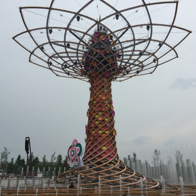 A Day at Milano Expo 2015