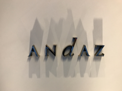The Andaz Tokyo