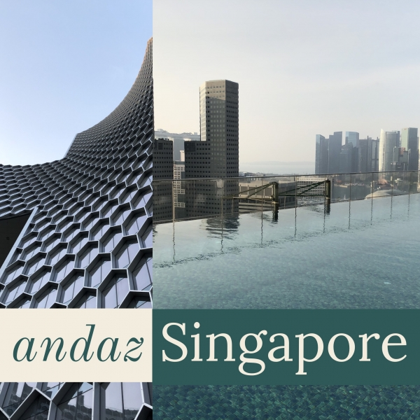 The andaz Singapore