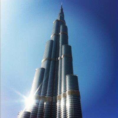 Next Stop - Dubai
