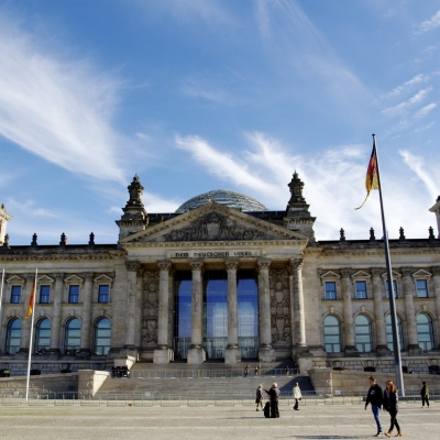 When in Berlin, don't miss the Reichstag