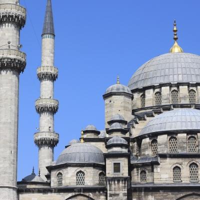 Four Days in Istanbul Turkey