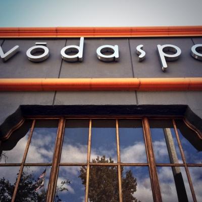 SPA DAY GETAWAY: Voda Spa, West Hollywood