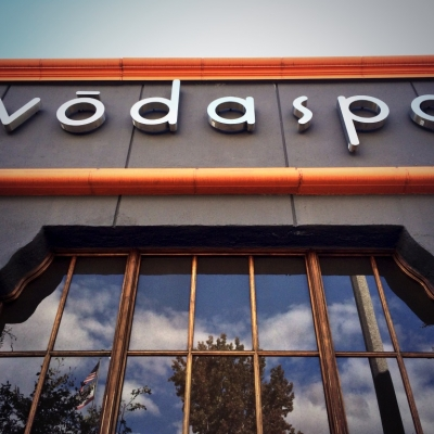 SPA DAY GETAWAY: Voda Spa, West Hollywood
