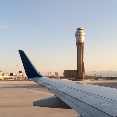 Time Lapse Travel - Las Vegas to Salt Lake City